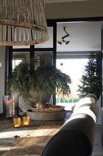 kerst inrichting woonkamer - Google zoeken | huis | Pinterest | Cosy ...