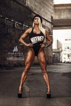 Fitness Shoot with Larissa Reis