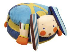Spirited Mama's gorgeous Leon rabbit pouffe sourced from the heart of France