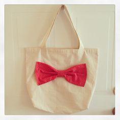 Bolsa de género (Tote bag) Diseño Rosón