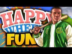 "Happy Wheels Funny Moments! - ""GTA THUG LIFE!"" - (Happy Wheels Gameplay) - YouTube"