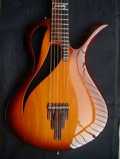 Paradis steel string of Salvo Curreri