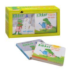 Set van 10 leuke kleine boekjes met verschillende verhalen over de avonturen van Kikker en zijn vriendjes. Leuk om uit te delen op de peuterspeelzaal of bij het afscheid op het kinderdagverblijf.