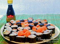 Sushi e Sakura {71 anos de vida}