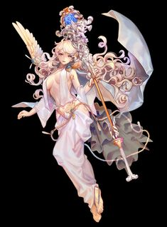 Embedded Female Character Design, Character Design References, Character Design Inspiration, Character Concept, Character Art, Concept Art, Anime Fantasy, Fantasy Girl, Fantasy Characters