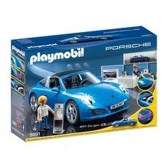 #Spring #AdoreWe #Walmart Mexico - #Walmart Mexico Porsche 911 targa 4s playmobil 54 piezas - AdoreWe.com