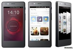 First Ubuntu Smartphone To Focus On 'Scopes' Rather Than Apps