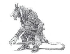 Troll Warrior by eoghankerrigan.deviantart.com on @deviantART