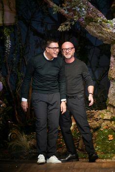 Más vestidos para ti: Dolce Gabbana Milan Fashion Week Otoño Invierno 20...