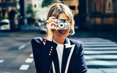 Want to Know Which Australian Fashion Blogger We're All Obsessed With? via @WhoWhatWearUK