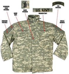 Acu Digital M-65 Field Jacket - Large. From #Rothco. List Price: $99.99. Price: $66.49