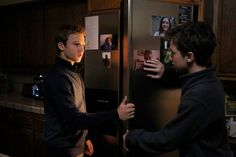Another confrontation? Don't forget to tune in next Monday to The Fosters at 9/8c on ABC Family!