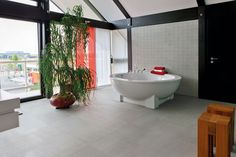 Watercolor Gris 60x60, Watercolor Decor Gris 30x90- serie WATERCOLOR | #porcelain #tile #concrete