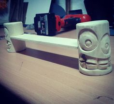 miniature tiki bench ;-)