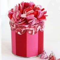 How to make a Valentine Gift Box