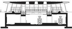 Station Hyllie by Metro Arkitekter - Dezeen Metro Station, Dezeen, Skylight, Urban Design, Floor Plans, Architecture, Gallery, Public, Diagram