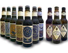 My Favorite Beer Label Designs