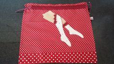 Camélia Atelie: saco organizador de meias para viagem