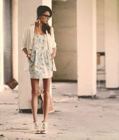 Love this. perfect summer outfit (in other words, perfect for Arizona year-round!)