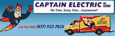 Electrician in Salt Lake City  and the Wasatch Front Since 1988 #Electrician #SaltLakeCity