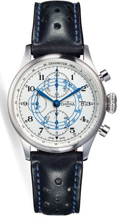 Davosa Watch Vintage Rallye Pilots Chronograph #add-content #bezel-fixed #bracelet-strap-leather #brand-davosa #case-depth-15-6mm #case-material-steel #case-width-42mm #chronograph-yes #date-yes #delivery-timescale-call-us #dial-colour-white #gender-mens #luxury #movement-automatic #new-product-yes #official-stockist-for-davosa-watches #packaging-davosa-watch-packaging #style-dress #subcat-vintage-rallye #supplier-model-no-16100846 #warranty-davosa-official-2-year-guarantee…