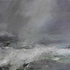 Janette Kerr - saw one of her pieces in 2013 RA Summer Exhibition - lovely!  Looks easy but I know it is not!: