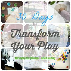 30 Days to Transform Your Play | Series Day 1: Introduction! #30daystyp