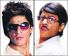 SRK - Raj/Surinder - Rab ne Bana di Jodi