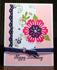Krystal's Cards and More: Birthday Extravaganza #2