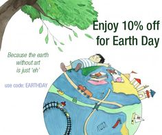 10% off sitewide today only! use code: EARTHDAY www.littlecollector.com