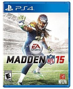 Madden NFL 15 (Sony PlayStation 4, 2014)  Complete & in very good condition.
