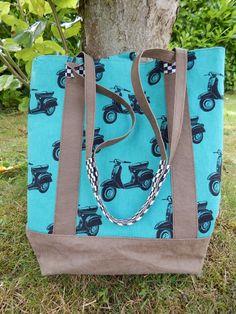 OlliesWerk: Tasche aus SnapPap