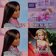 Barbie, Damas Fitness, Little Memes, Memes Status, Top Memes, Comedy, Kpop, Funny, Amy Rose