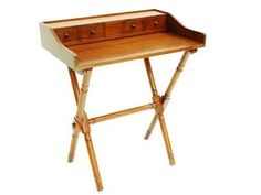 Bureau explorateur desk table livingstone and desks