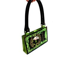Wicked Book Purse  Made to order  Decadence by AlteredDecadence, $98.00