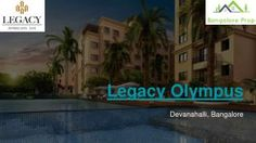 http://www.legacykalisto.bangalorer.com/\n\nThe Legacy Groups' new residential venture, the Legacy Kalisto is coming in plush green suburbs Yelahanka, Bangalore. The project comprises 267 units of 1, 2 and 3 BHK deluxe-class apartments spread across 3 acres of land area. The apartments are exclusively styled to match the urban lifestyle and at the same time are Vaastu compliant.