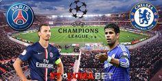 Champions League : Παρί Σεν Ζερμέν - Τσέλσι - Stoixima bet