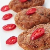 Aditya Bal whips up his version of the Parsi mutton cutlets. They are succulent and delicious.