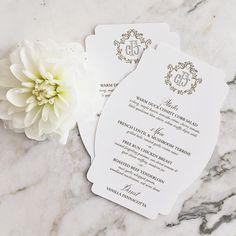 awesome vancouver wedding Happy Friday! Signing off with these custom menus for @carolinacfon's castle wedding a few weeks ago #weddings #weddingideas #weddinginspo #stationery #victoriawedding #love by @lovebyphoebe  #vancouverwedding #vancouverweddingstationery #vancouverwedding