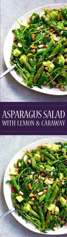 Asparagus Salad by H
