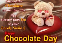 11 Best Happy Chocolate Day Wishes Images Happy Chocolate Day