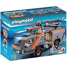 Playmobil - Spy Team Command Vehicle (5286)