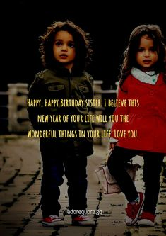 The top 15 birthday quotes for sister. Some of the best birthday quotes and wishes for sister with images that will worth your time. Best Birthday Quotes, Sister Birthday Quotes, Happy Birthday Sister, Happy Birthday Images, Sister Quotes, Motivational Basketball Quotes, Cute Quotes, Best Quotes, Wishes For Sister