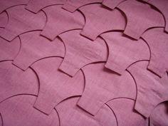 Fabric manipulation: Ruth Singer
