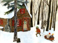 Sleigh Ride by Phoebe Wahl