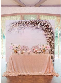feature walls, altar backdrops, flower installations, and more, all of which are photo worthy! #blancdenver #weddinginspiration #weddings #altar