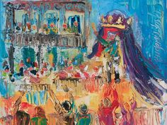 The Art of Carnival by Eugenia Foster, Mobile Bay Magazine
