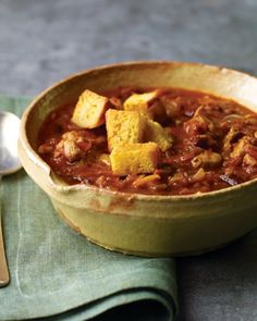 Chicken Chili (think we did this one before)