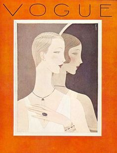 Couverture de VOGUE, Illustrationde Eduardo Garcia Benito