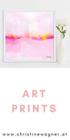 Watercolor Artist, Vienna, Header, Magenta, Illustration, Pink, Inspiration, Art Prints, My Love